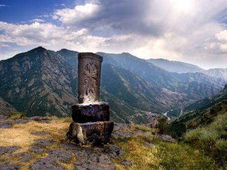 Хачкар – вид армянской архитектуры
