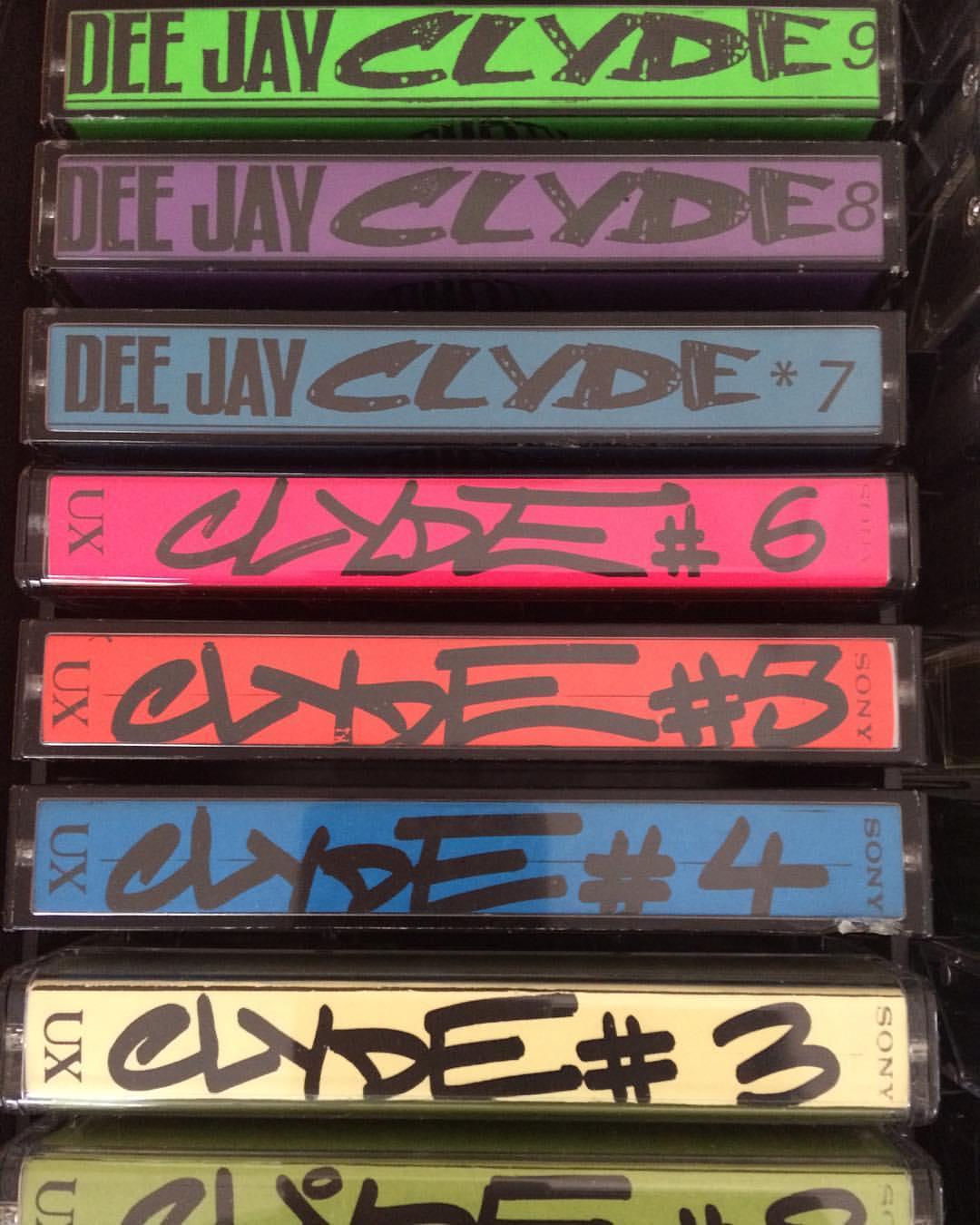 HipHop-TheGoldenEra: Hypnotyk Mixtapes By DJ Clyde