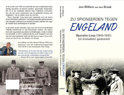 Cover for Zig Spioneerden tegen England (They Spied Against England) (image courtesy of Jan Willem van den Braak)