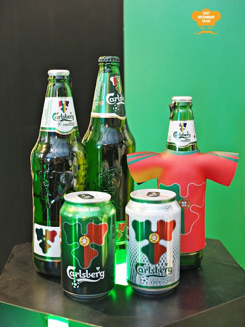 Carlsberg Probably The Best Football Beer