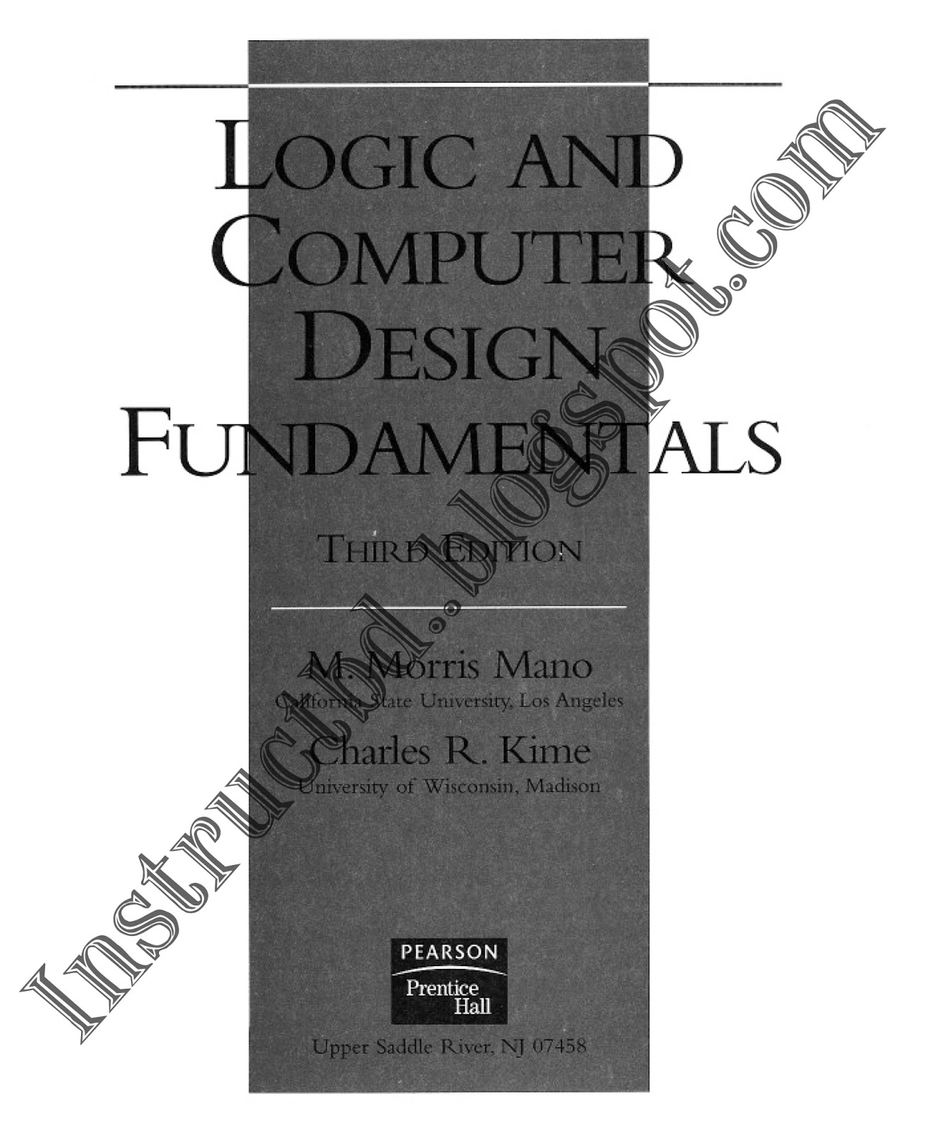 logic design Basics of logic design: boolean algebra, logic gates computer science 104  • logic design  truth tables, boolean functions, gates and circuits reading.