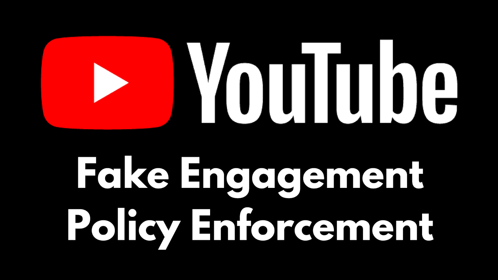 YouTube increases enforcement of