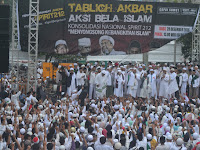 Tabligh Akbar Di Medan, Habib Rizieq Di Hadang IPK