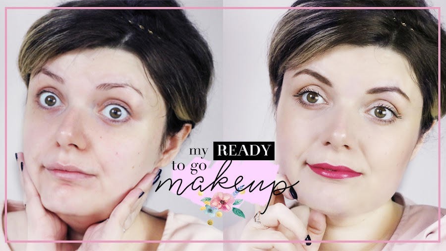 my ready to go makeup video youtube