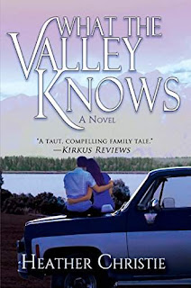 What the Valley Knows, Kirkus - praised young adult book by Heather Christie