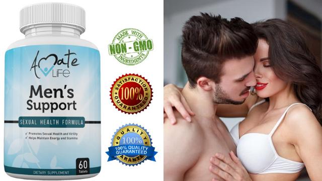 Men's Support Sexual Health Formula- Sexual,men's health,low testosterone,erectile