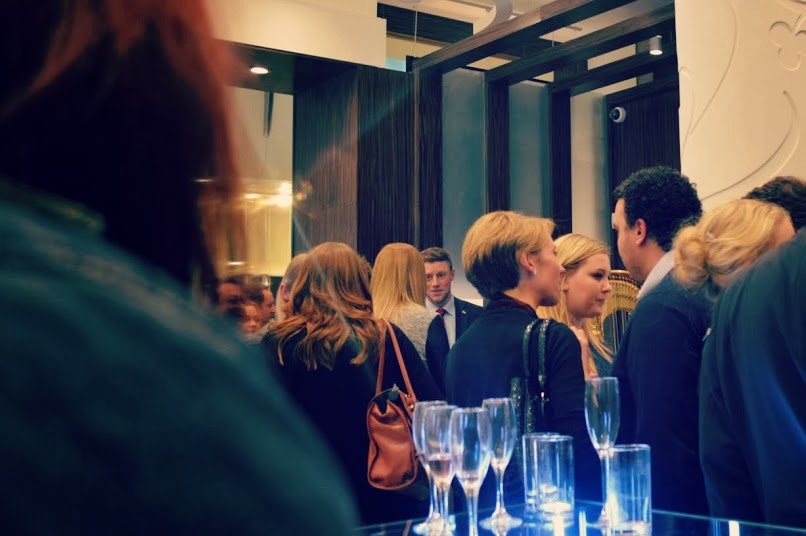 , Clogau Gold Launch Party St David's Cardiff