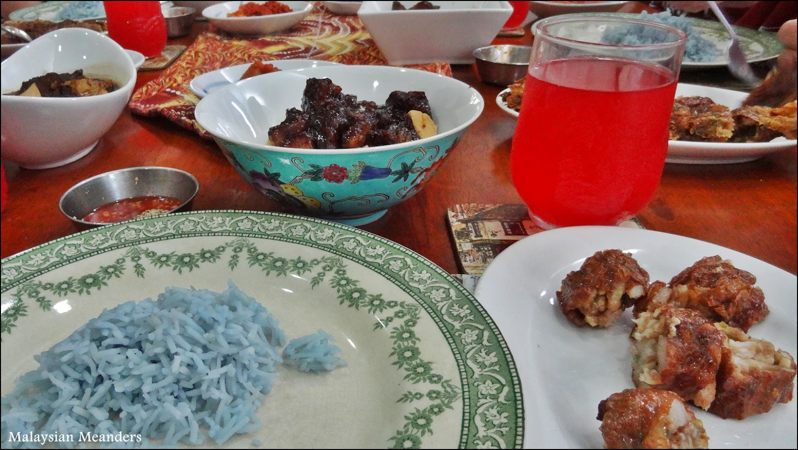 Nyonya, Pearly Kee, Penang Homecooking