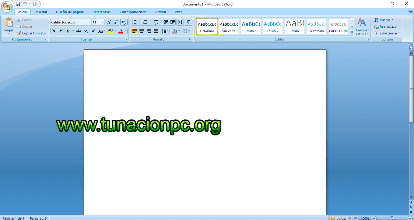 Descargar Microsoft Office Enterprise 2007 Gratis Completo