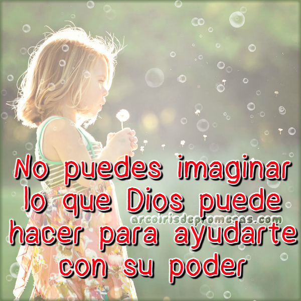 devocional Dios supera imaginación