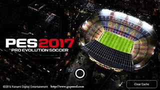 Pes 2017 Beta v0.1.0 Apk + Data Obb