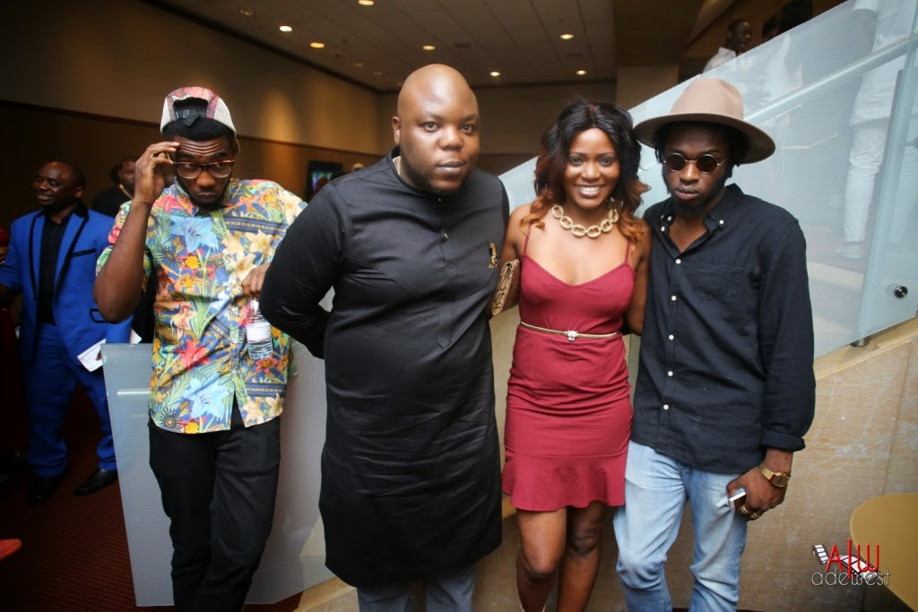 P67A0564 Red carpet photos from 2014 Nigeria Entertainment Awards