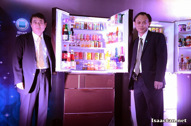 Mitsubishi Electric Folio JX / BX Refrigerator Soft Launch