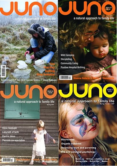 Subscribe to JUNO magazine