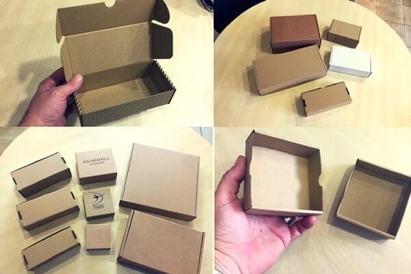 cajas de envio postal para auriculares
