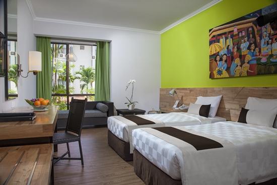 Sanur Paradise Plaza Hotel Bali, Pool View