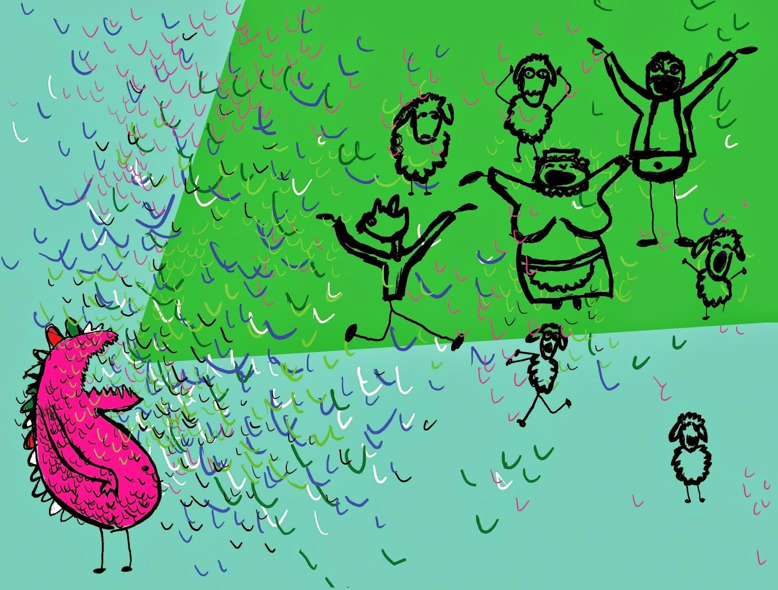 Rytuały, szewczyk i smok, Smok wawelski, Kodeks rycerski, Mateusz Świstak, Baśnie na warsztacie, Przeciw rytuałom
