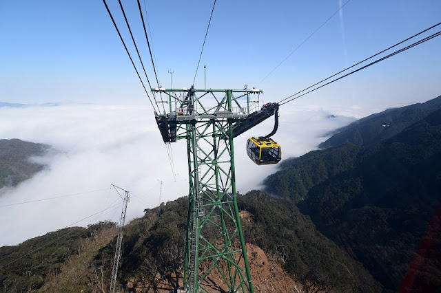 New Fun Experience - The Conquer Fansipan Peak By Cable Car 3
