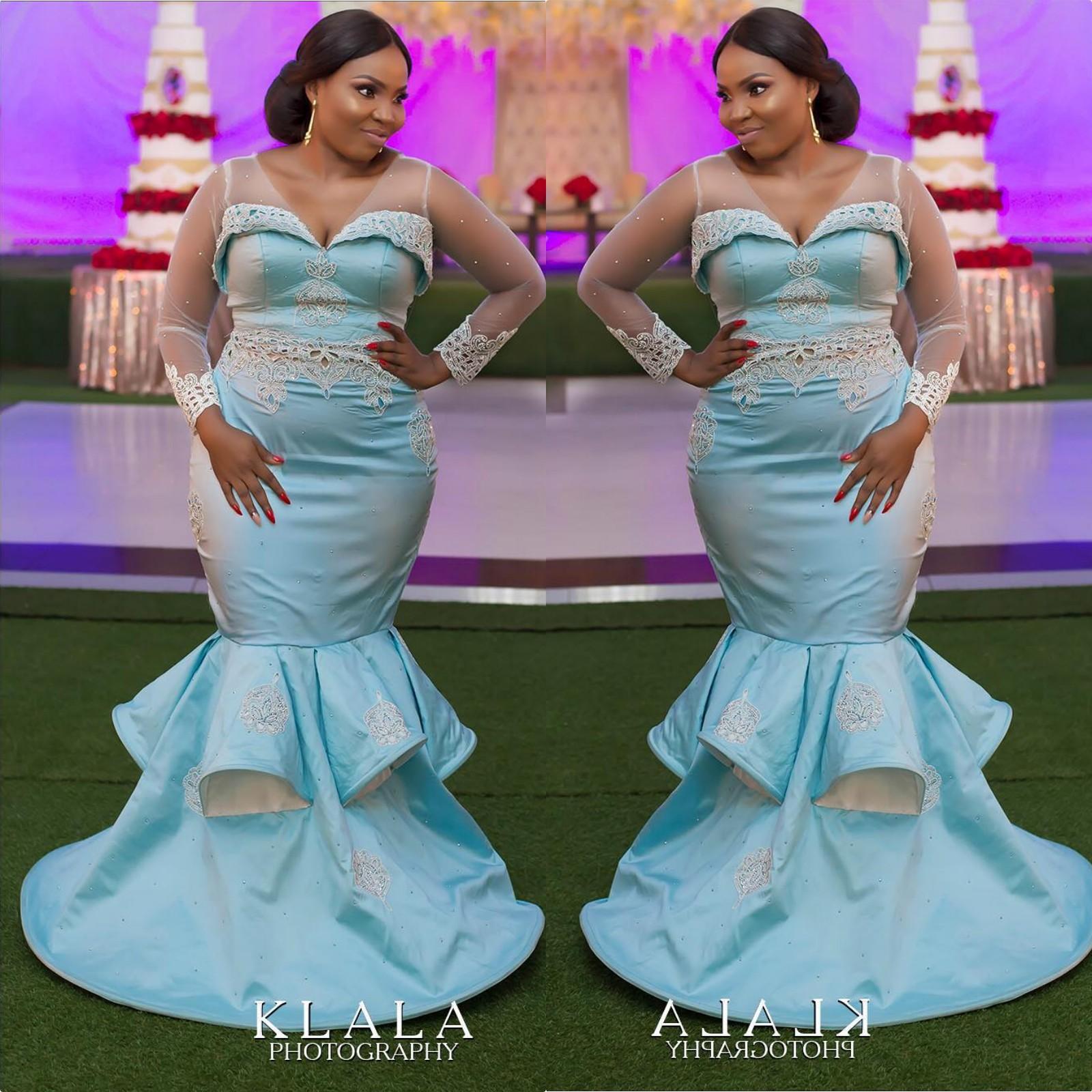 Amazing new Kitchen party dress styles | fashenista