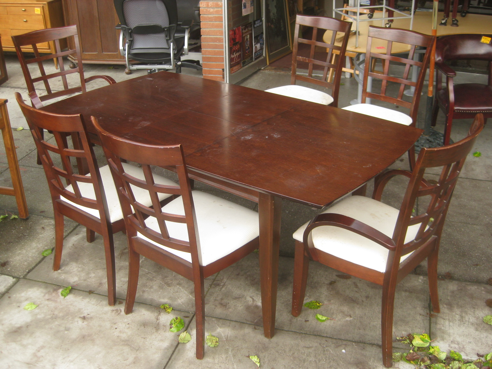 pop up chairs clear for wedding uhuru furniture and collectibles sold dining table with