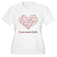 God is real - Women's Plus Size V-Neck T-Shirt