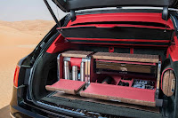 Bentley Bentayga Falconry by Mulliner (2017) Luggage Compartment 1