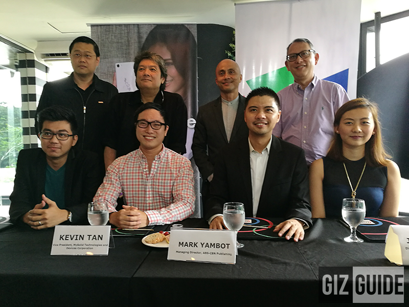 MyPhone And ABS-CBN Launches NoInk, An Interactive Multimedia Reading App!