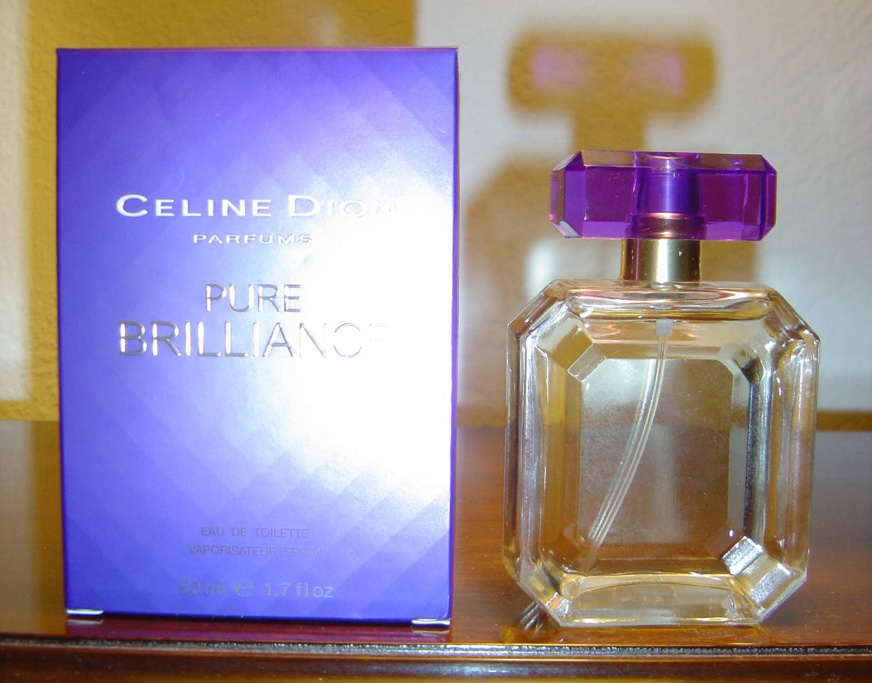 Celine Dion's Pure Brilliance Eau de Toilette Spray.jpeg