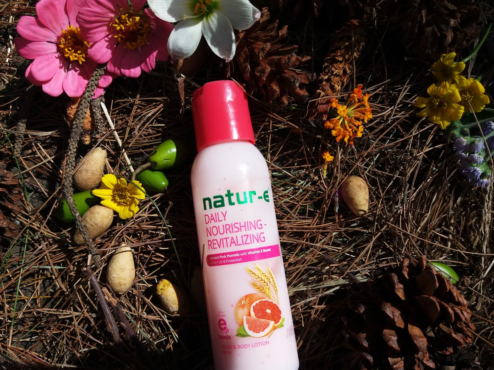 Review Natur E Daily Nourishing Revitalizing Hand Body Lotion Buy 1 Get 100 Ml I Handbody Thank You