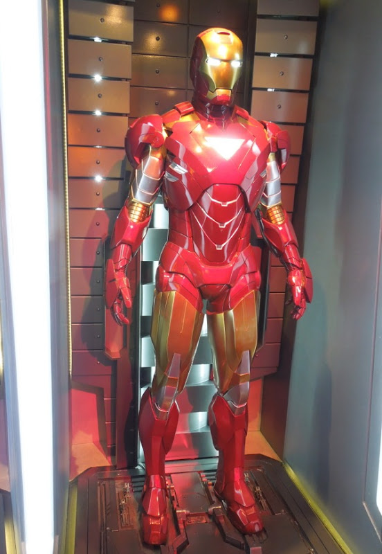 Iron Man Mark VI armor