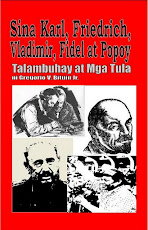 Sina Karl, Friedrich, Vladimir, Fidel at Popoy