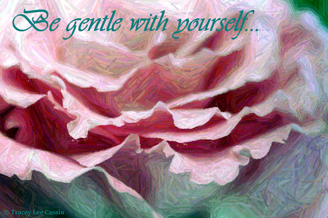 Be Gentle Quote