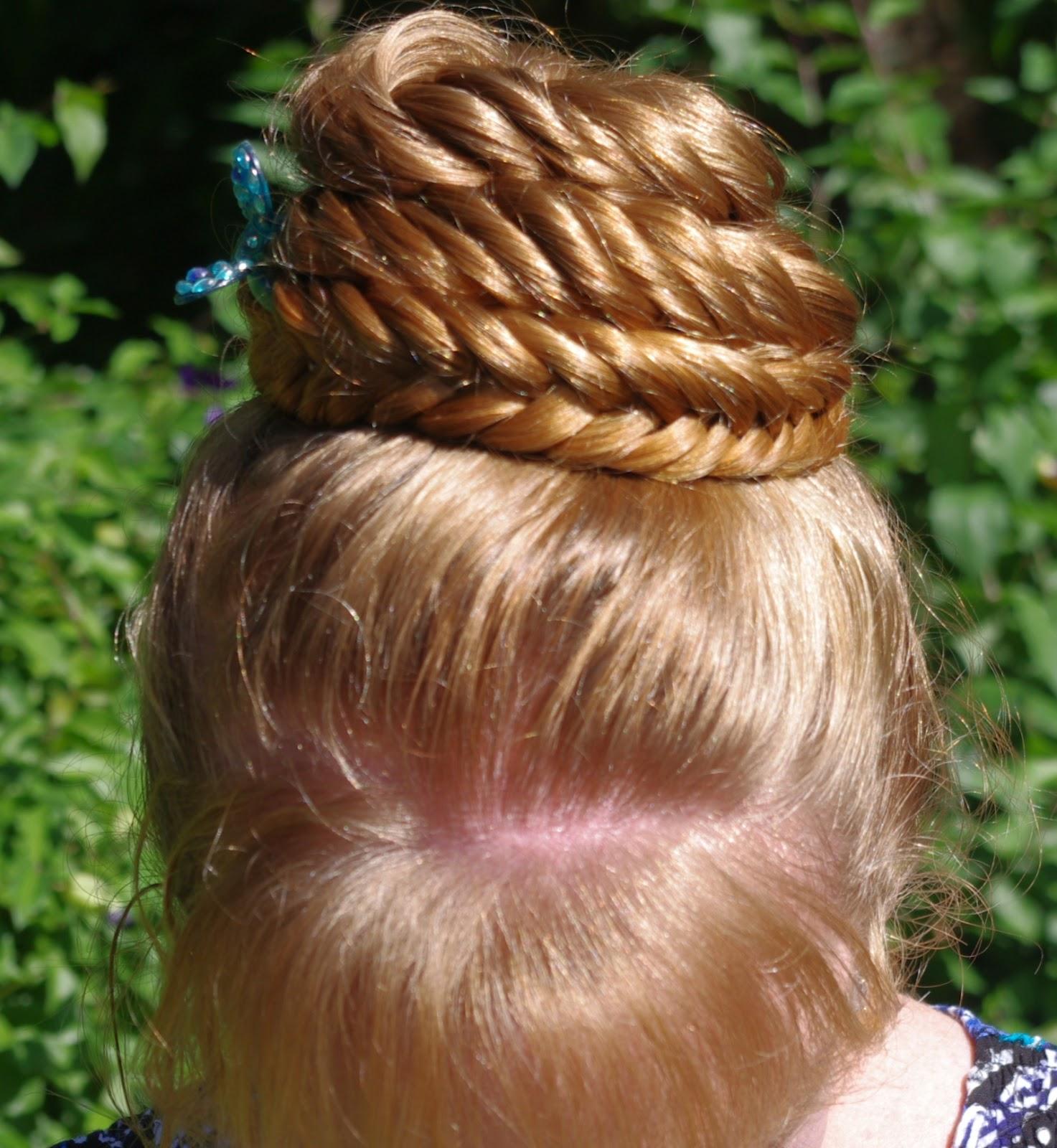 Braids & Hairstyles for Super Long Hair: Herringbone ...