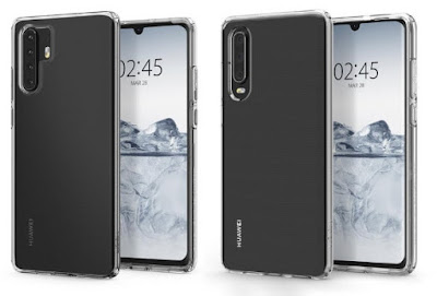 Huawei P30 and P30 pro layout found out in case photos, may want to release on March twenty eighth