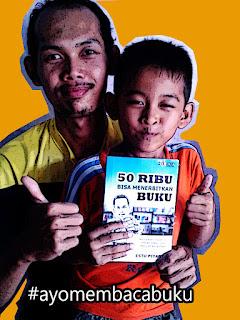indonesia membaca buku