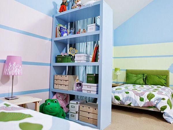 decoración cuarto de niña