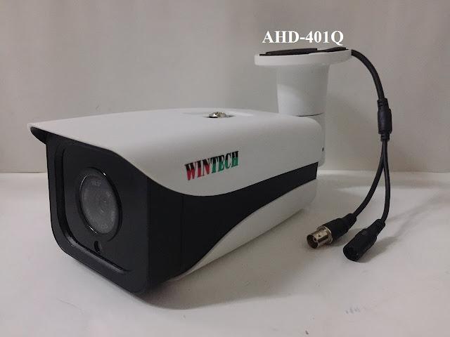 Camera AHD WinTech AHD-401Q Độ phân giải 4.0 MP