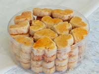Resep Kue Skippy Kacang Tanah (Skippy Recipe or Peanut Cookies Recipe)