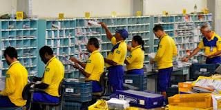 Trabalhadores dos Correios encerram greve na PB, diz sindicato
