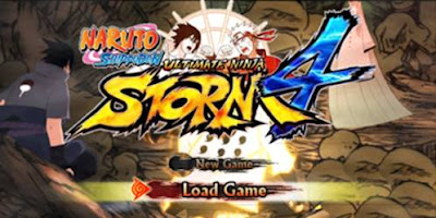 Download Naruto Ultimate Ninja Storm 4 Android APK Data