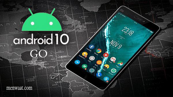 """جوجل تطلق نظام التشغيل الجديد """"أندرويد 10 جو"""" للهواتف الضعيفة"""