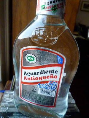 Off The Presses Aguardiente The Hooch Of Colombia