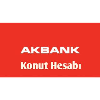 AkBank Devlet Katkılı Konut Hesabı Hakkında Bilgi