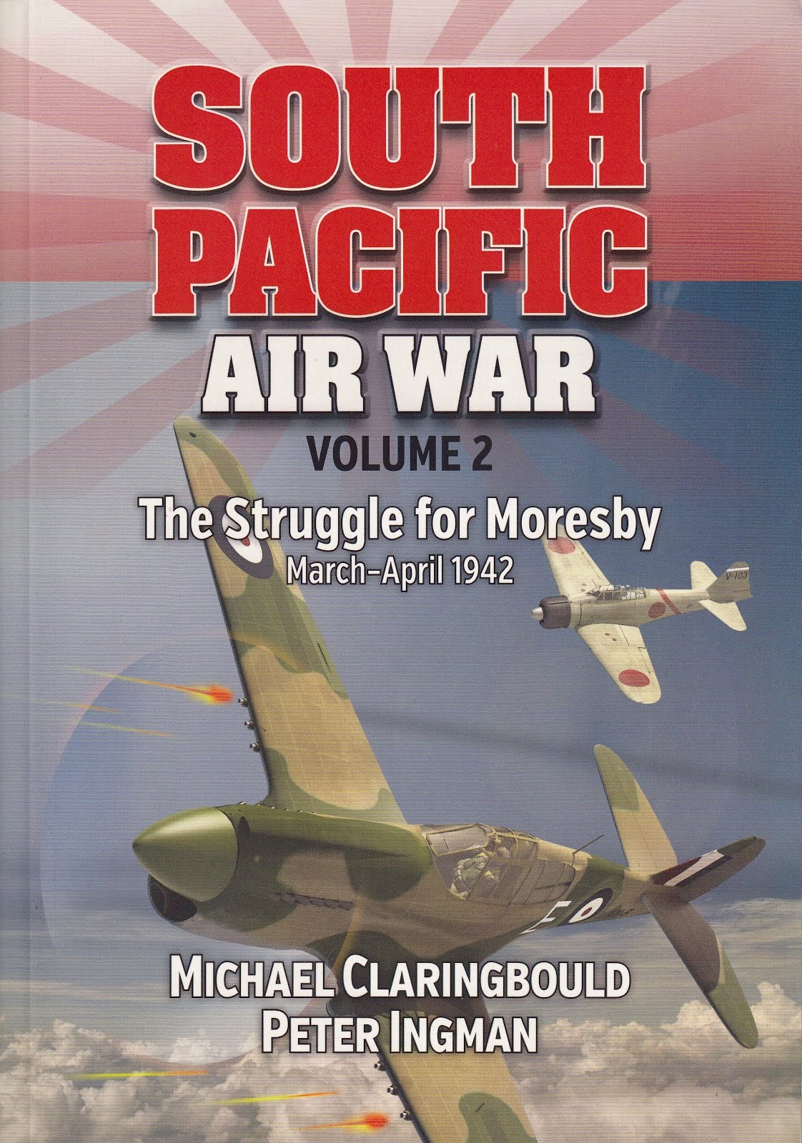 South Pacific Air War V2