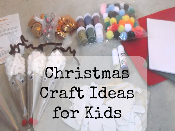 Christmas Crafts with Wynsors