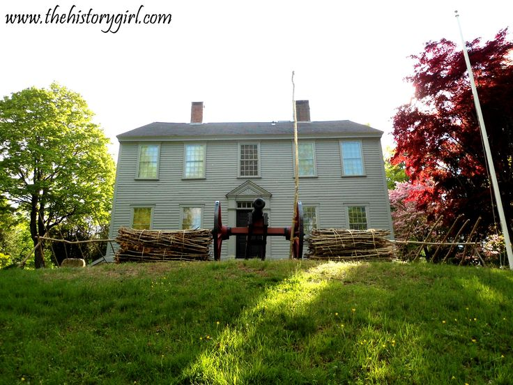 nathanael greene s rhode island homestead the history girl