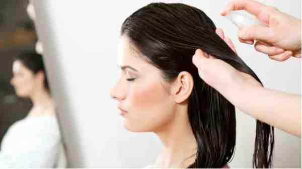 خلطة لتطويل الشعر في اسبوع 10 سم