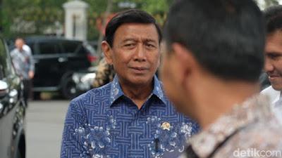 Serangan ke Para Pemuka Agama Berkaitan? Wiranto: Sedang Diselidiki - Info Presiden Jokowi Dan Pemerintah