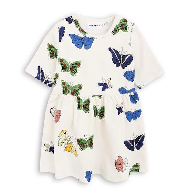 Mini Rodini Butterfly Dress
