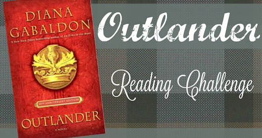2017 Outlander Series Reading Challenge